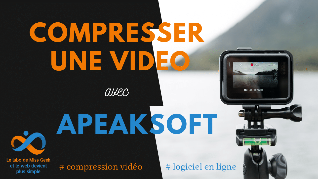 Compresser une vidéo